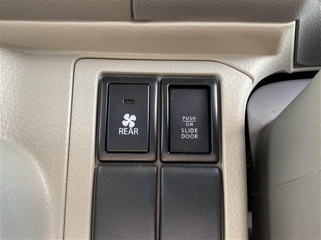 PZターボ 社外ディスプレイオーディオ/DVD/CD/Bluetooth/USB ETC バックカメラ スマートキー プッシュスタート リアヒーター 衝突軽減ブレーキ 左側パワースライドドア HID ハイルーフ(8枚目)