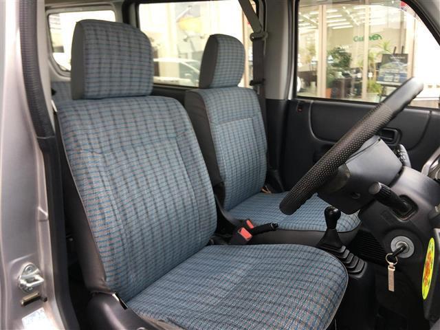スーパーDX 4WD 5MT エアコン パワステ(10枚目)