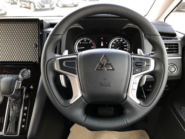 Gパワーパケ 4WD 未使用車 8人乗りディーゼル 両側電動(16枚目)