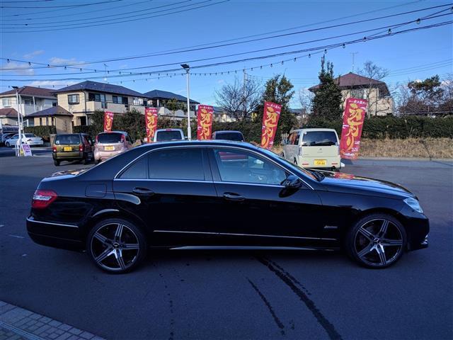 Eクラス ブルーテックアバンギャルド 黒革 SR 純正ナビ(6枚目)