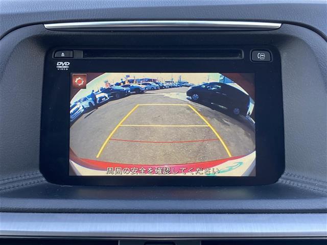 XD 4WD マツダコネクトナビ CD DVD Bluetooth フルセグTV SCBS 純正AW付き夏タイヤ積込 クルーズコントロール LEDオートライト 純正ルーフレール USB2.0 TRC ETC(4枚目)