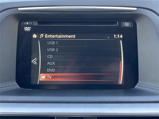 XD 4WD マツダコネクトナビ CD DVD Bluetooth フルセグTV SCBS 純正AW付き夏タイヤ積込 クルーズコントロール LEDオートライト 純正ルーフレール USB2.0 TRC ETC(7枚目)