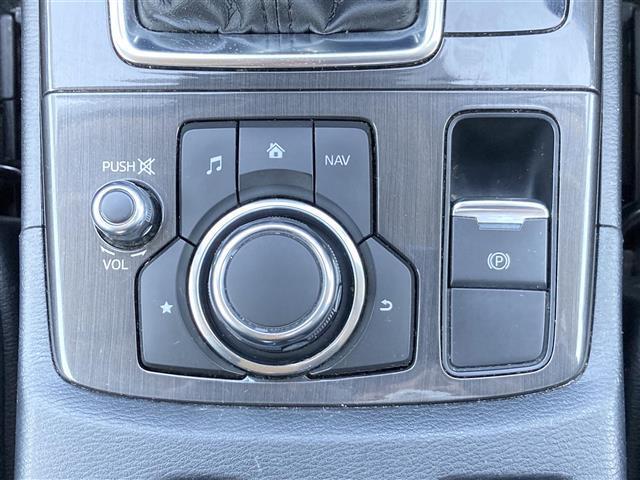 XD 4WD マツダコネクトナビ CD DVD Bluetooth フルセグTV SCBS 純正AW付き夏タイヤ積込 クルーズコントロール LEDオートライト 純正ルーフレール USB2.0 TRC ETC(14枚目)