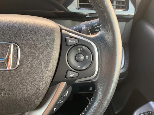 クールスピリット 4WD ホンダセンシング 社外メモリーナビ Bluetooth フルセグ バックカメラ 両側パワースライドドア レーダークルーズコントロール レーンキープアシスト(11枚目)