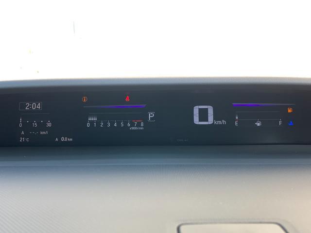 クールスピリット 4WD ホンダセンシング 社外メモリーナビ Bluetooth フルセグ バックカメラ 両側パワースライドドア レーダークルーズコントロール レーンキープアシスト(12枚目)