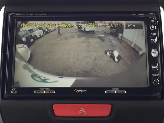 G・Lパッケージ 4WD 純正HDDナビ CD DVD SD USB フルセグTV 左側パワースライドドア プッシュスタート 横滑り防止装置 バックカメラ スマートキー ECON(6枚目)
