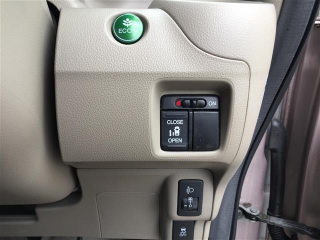 G・Lパッケージ 4WD 純正HDDナビ CD DVD SD USB フルセグTV 左側パワースライドドア プッシュスタート 横滑り防止装置 バックカメラ スマートキー ECON(10枚目)