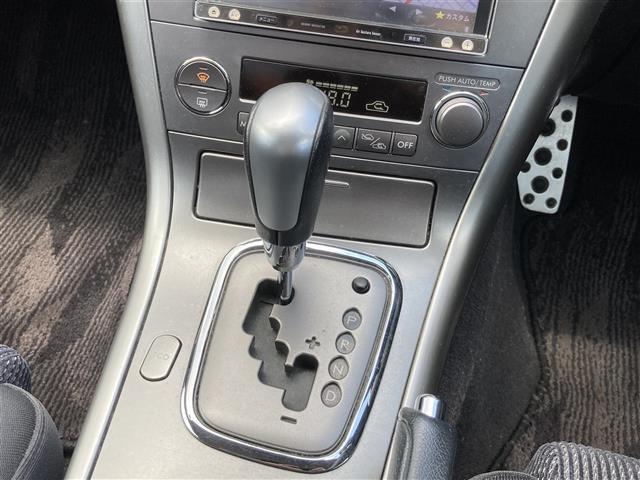 2.5i Sスタイル 4WD 社外メモリーナビ SD CD DVD Bluetooth USB AUX フルセグ 純正AW付きサマータイヤ積込 運転席パワーシート HIDヘッドライト ETC(8枚目)