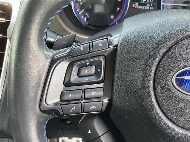 1.6GT-Sアイサイト 純正ナビ EyeSight 衝突軽減ブレーキ 車線逸脱警報 レーダークルーズコントロール アイドリングストップ 横滑防止装置 LEDライト バックカメラ 電動パーキング パワーシート(8枚目)