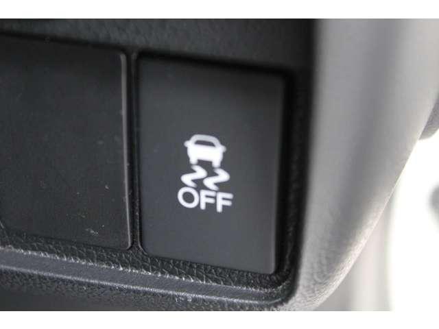 カーブでの急減速や急ハンドルなどをアシスト。VSA(ABS+TCS+横滑り抑制)を搭載しています。
