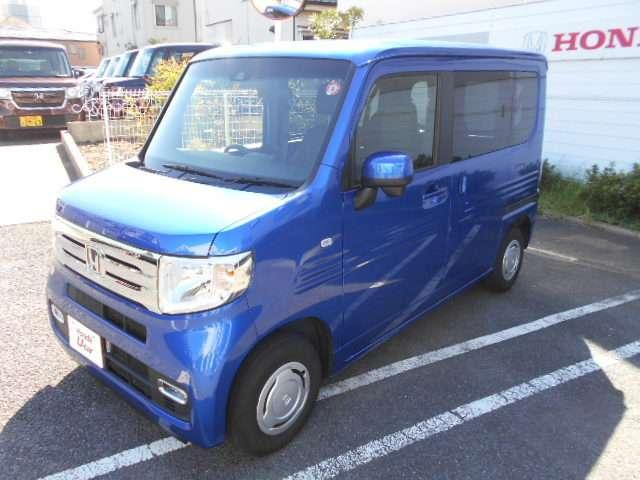 「ホンダ」「N-VAN+スタイル」「軽自動車」「東京都」の中古車7