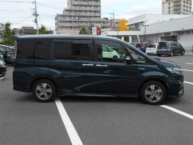 「ホンダ」「ステップワゴンスパーダ」「ミニバン・ワンボックス」「東京都」の中古車5