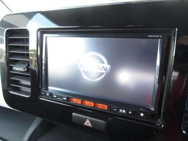 日産 モコ X ディーラー認定車 ETC ナビ