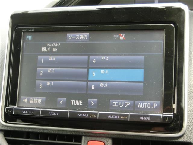 トヨタ エスクァイア Xi 純正メモリナビ フルセグ 衝突軽減装置 バックカメラ