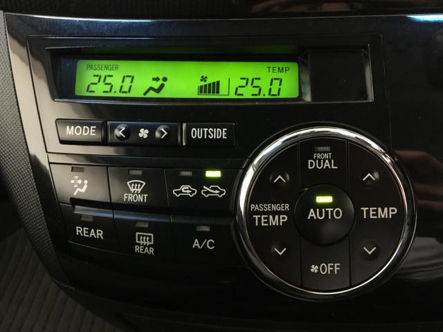 トヨタ エスティマ アエラス 社外9インチナビ フルセグ Bカメラ 両側パワスラ