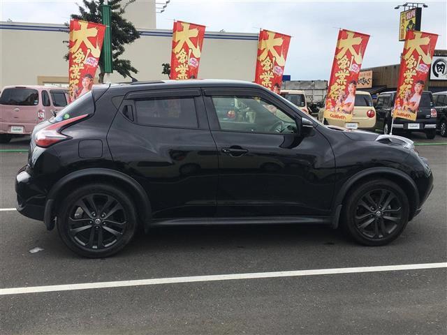 「日産」「ジューク」「SUV・クロカン」「鹿児島県」の中古車6