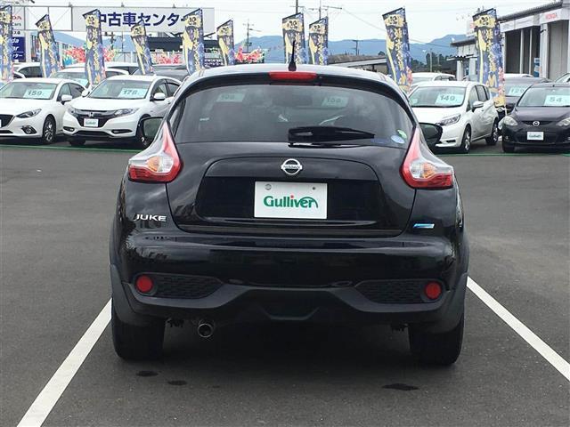 「日産」「ジューク」「SUV・クロカン」「鹿児島県」の中古車8