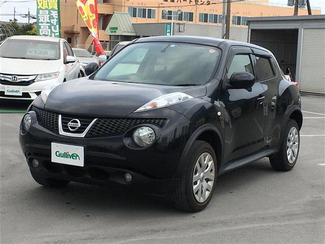 「日産」「ジューク」「SUV・クロカン」「鹿児島県」の中古車18