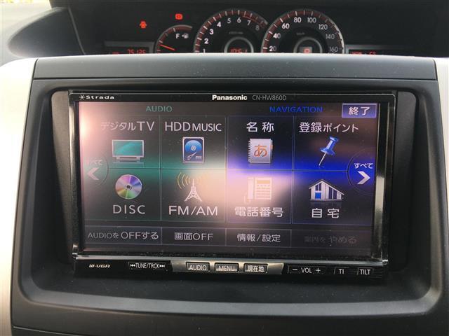 ZS 4WD 1オーナー HDDナビ 地デジ 左Pスライド(5枚目)