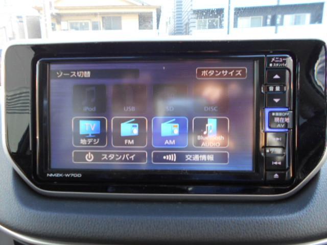 Xリミテッド2 SA3 フルセグナビ・ETC・バックカメラ(13枚目)