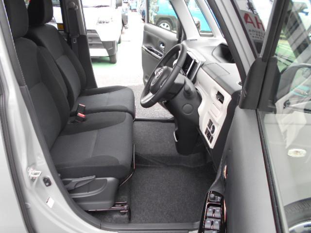 Gブラックアクセント リミテッド SA3 パノラマカメラ・両側パワースライドドア・届け出済み未使用車(19枚目)