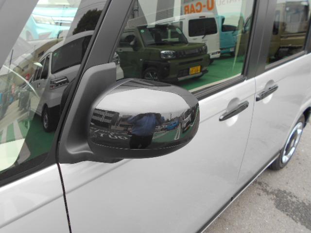 Gブラックアクセント リミテッド SA3 パノラマカメラ・両側パワースライドドア・届け出済み未使用車(29枚目)