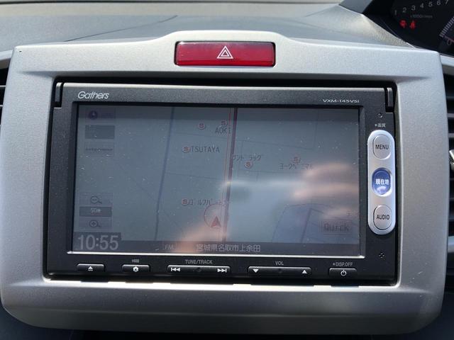 Gエアロ 4WD 左パワスラ メモリナビ ワンセグ Bカメラ(8枚目)