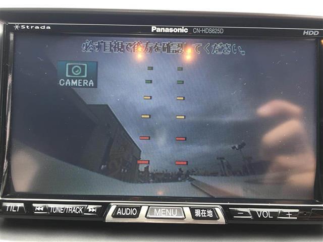 両側電動 バックカメラ 社外HDDナビ ETC 純正AW(4枚目)