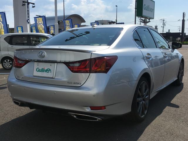 「レクサス」「GS」「セダン」「宮城県」の中古車4