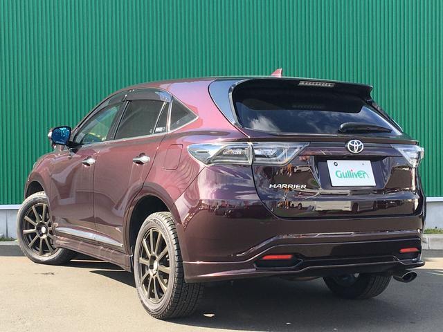 「トヨタ」「ハリアー」「SUV・クロカン」「宮城県」の中古車5