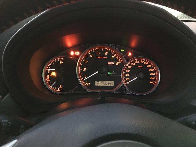STI A-LineタイプS ワンオーナー 4WD ナビTV(12枚目)