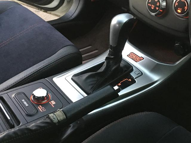 STI A-LineタイプS ワンオーナー 4WD ナビTV(14枚目)