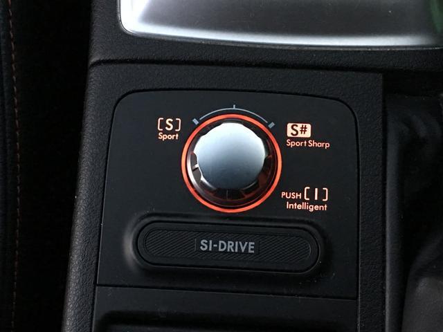 STI A-LineタイプS ワンオーナー 4WD ナビTV(15枚目)