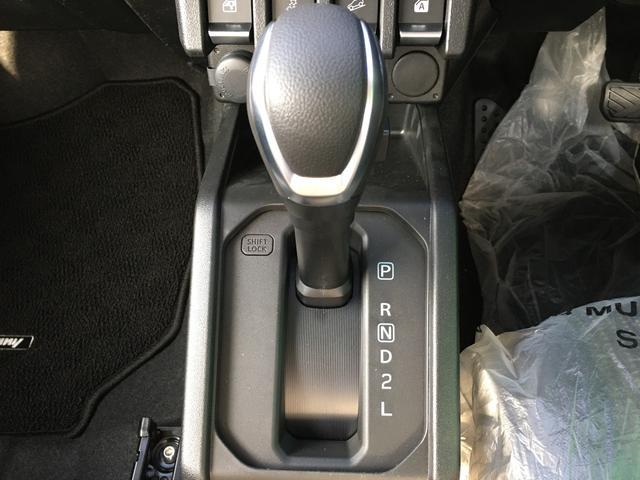 XC ワンオーナー 4WD スズキセーフティサポート デュアルセンサーブレーキサポート 純正16インチAW シートヒーター 革巻きステアリング オートライト スマートキー クルーズコントロール LEDライト(14枚目)