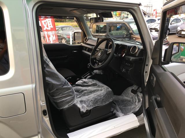 XC ワンオーナー 4WD スズキセーフティサポート デュアルセンサーブレーキサポート 純正16インチAW シートヒーター 革巻きステアリング オートライト スマートキー クルーズコントロール LEDライト(17枚目)