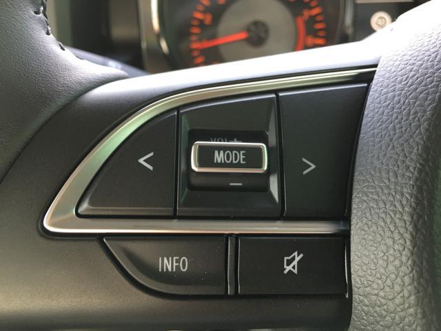 XC ワンオーナー 4WD スズキセーフティサポート デュアルセンサーブレーキサポート 純正16インチAW シートヒーター 革巻きステアリング オートライト スマートキー クルーズコントロール LEDライト(25枚目)