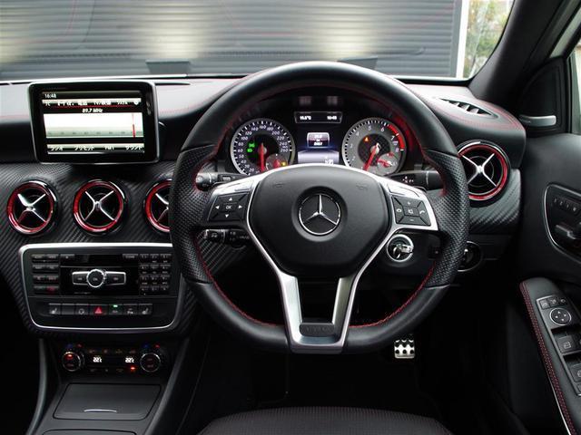 メルセデス・ベンツ M・ベンツ A250 シュポルト 4マチック HDDナビ 4WD ETC
