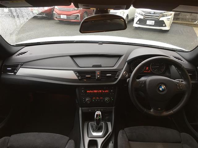 BMW BMW X1 xDrive 20i ステリモ ETC  純正アルミ