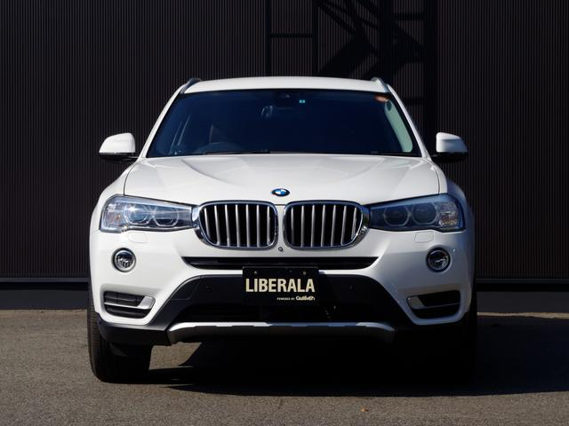BMW BMW X3 xDrive 20d Xライン.1オーナー.ACC.茶革