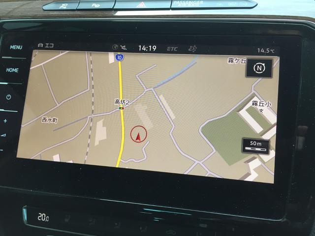TDIハイライン Traffic Assist.ACC.パークディスタンスコントロール.Discover Pro.(CD/DVD/フルセグ/BT/360°カメラ).レザーシート.D/N席シートヒーター.オートホールド(6枚目)