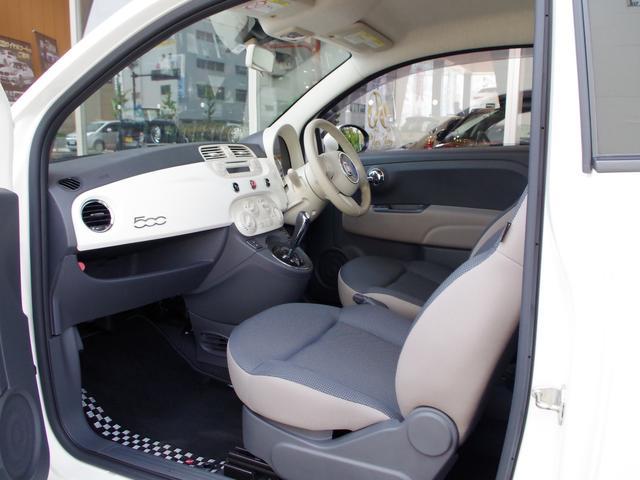 「フィアット」「フィアット 500」「コンパクトカー」「兵庫県」の中古車23