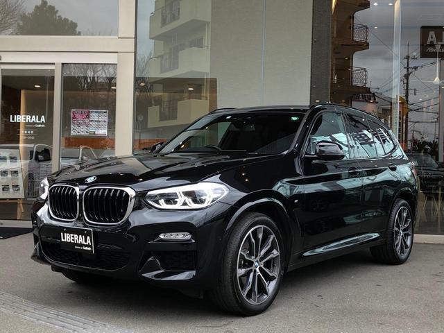 「BMW」「X3」「SUV・クロカン」「大阪府」の中古車43