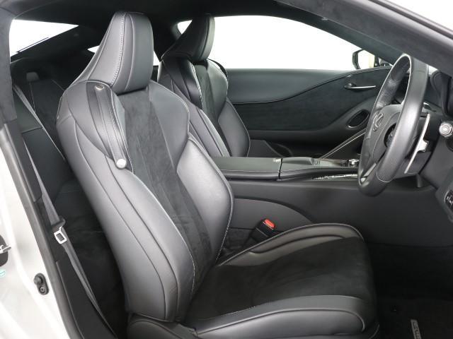 LC500 Sパッケージ サンルーフ ワンオーナー車(17枚目)