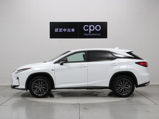 「レクサス」「RX」「SUV・クロカン」「東京都」の中古車4