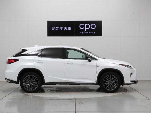 「レクサス」「RX」「SUV・クロカン」「東京都」の中古車5