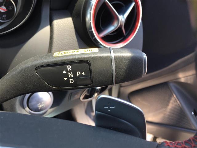 CLA180 AMG スタイル サンルーフ メーカーナビ フルセグTV CD DVD Bluetoothオーディオ Bカメラ スマートキー プッシュスタート LEDオートライト 前席パワーシートヒーター Rクルコン 衝突軽減ブレーキ(20枚目)