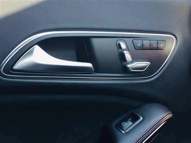 CLA180 AMG スタイル サンルーフ メーカーナビ フルセグTV CD DVD Bluetoothオーディオ Bカメラ スマートキー プッシュスタート LEDオートライト 前席パワーシートヒーター Rクルコン 衝突軽減ブレーキ(29枚目)