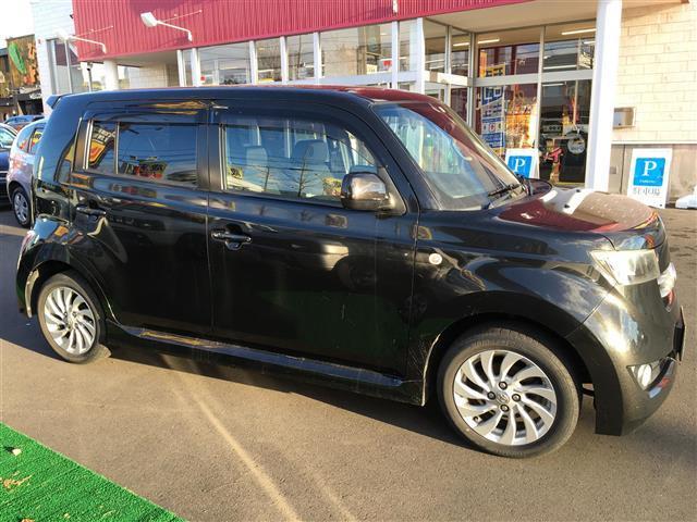 トヨタ bB Z Qバージョン 4WD スマートキー CDオーディオ