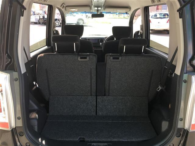 カスタムRS 4WD ターボ ナビ フルセグTV MOMOステアリング ETC HID フォグ(17枚目)