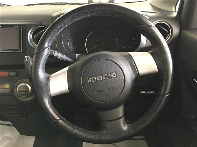 カスタムRS 4WD ターボ ナビ フルセグTV MOMOステアリング ETC HID フォグ(19枚目)
